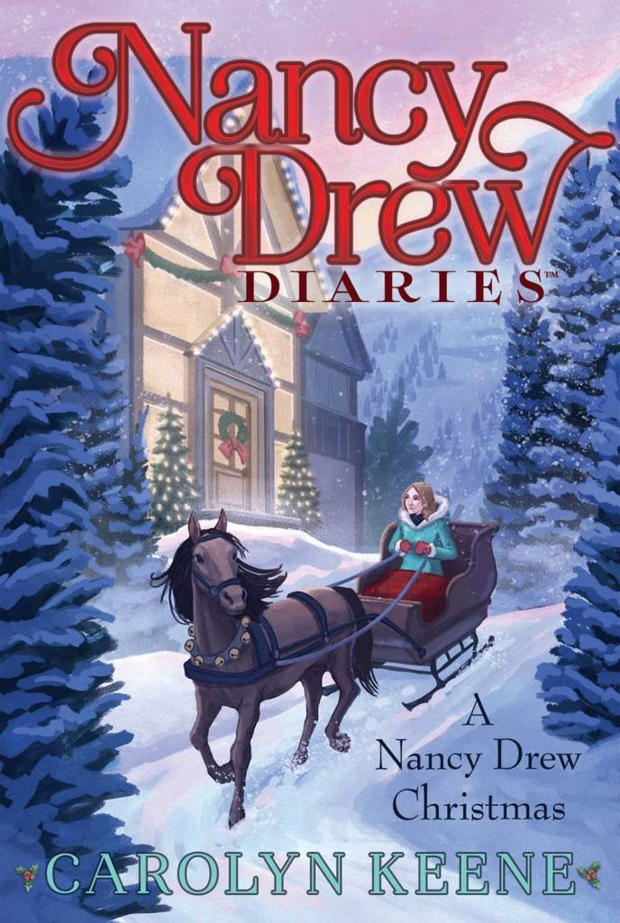 Aladdin A Nancy Drew Christmas