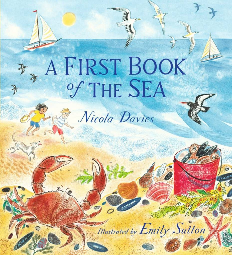 Candlewick A First Book of the Sea