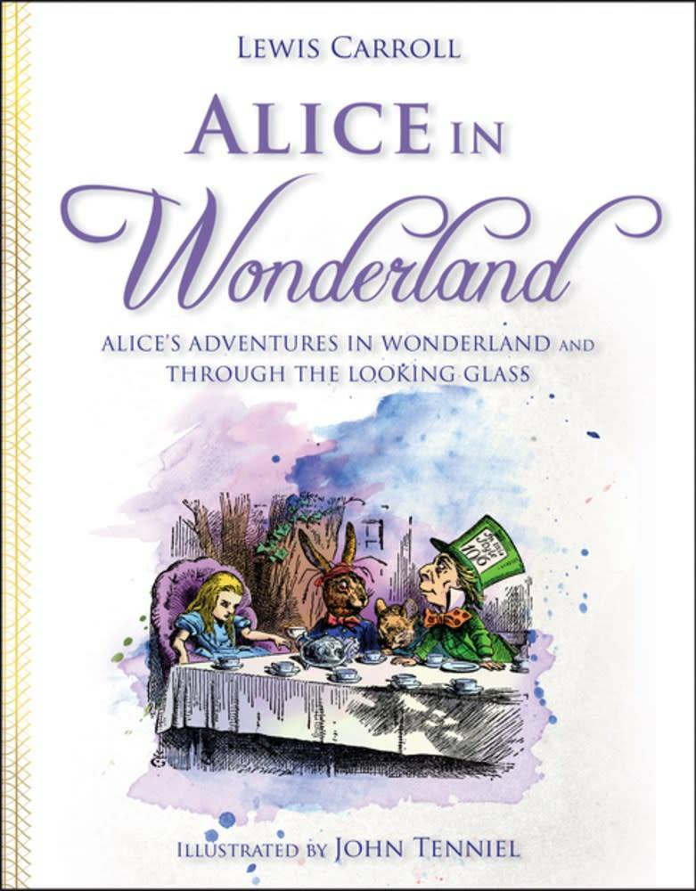Racehorse for Young Readers Alice in Wonderland