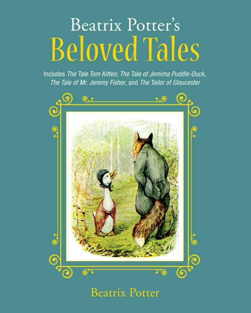 Racehorse for Young Readers Beatrix Potter's Beloved Tales