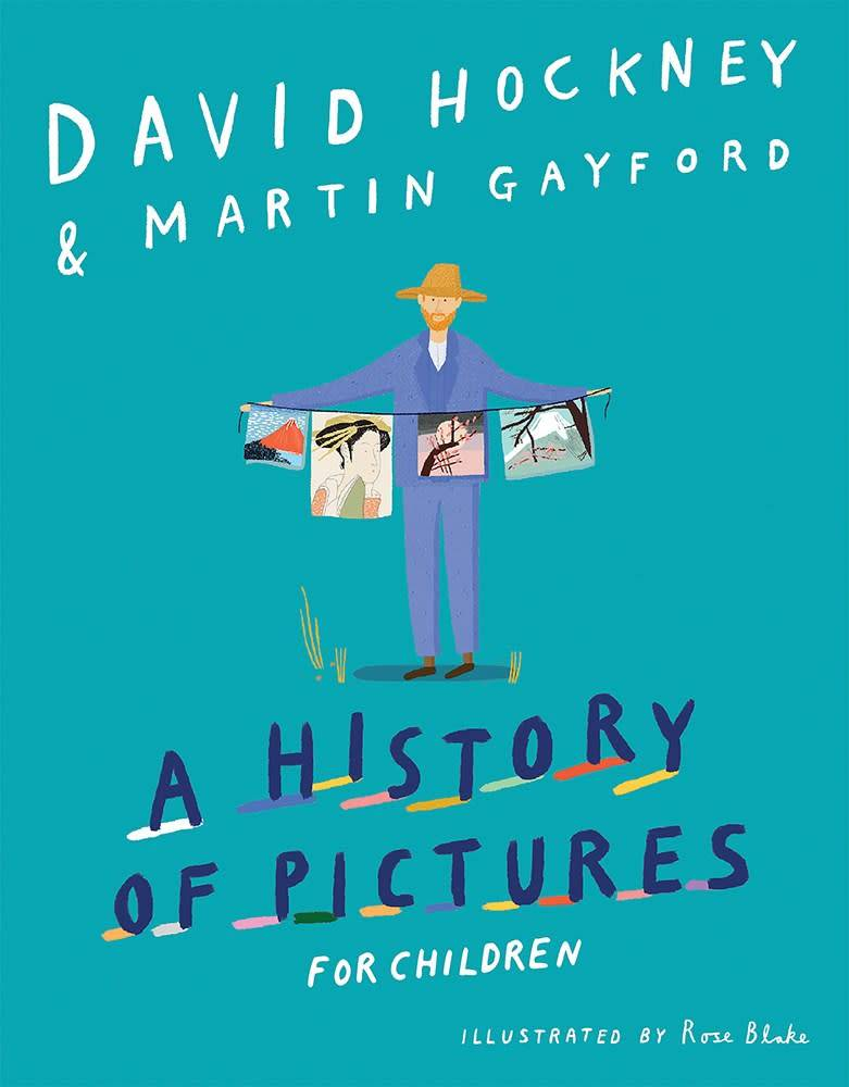 Abrams Books for Young Readers A History of Pictures for Children