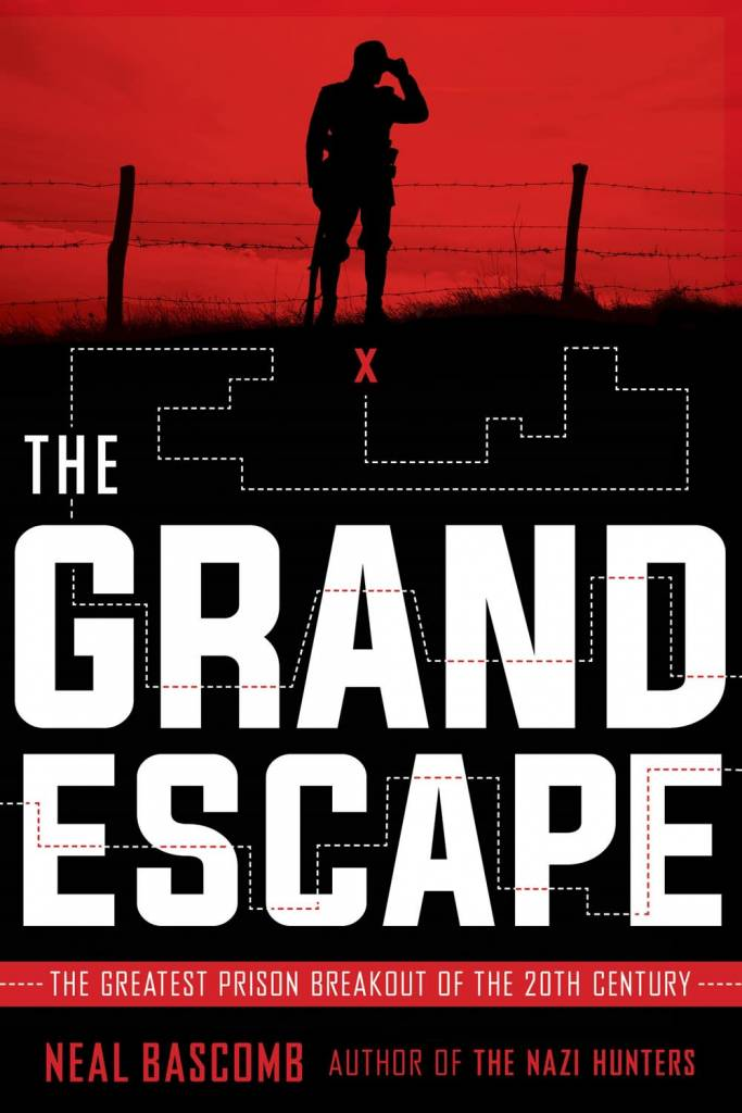 Arthur A. Levine Books The Grand Escape: The Greatest Prison Breakout of the 20th Century