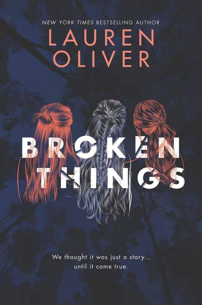 HarperCollins Broken Things