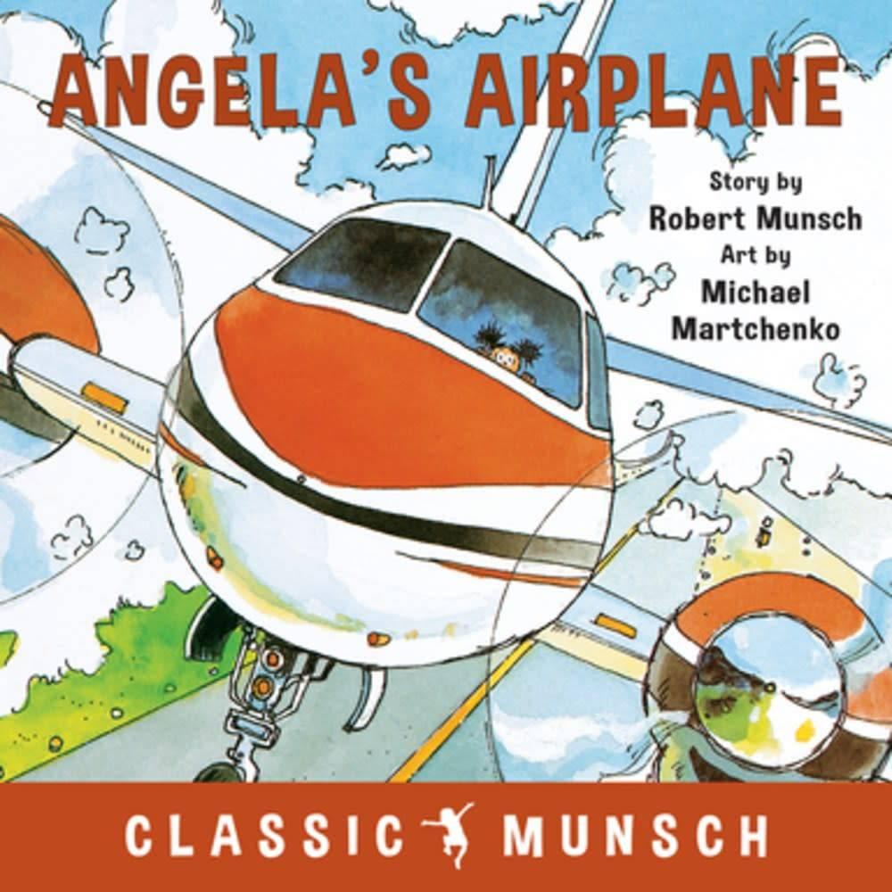 Annick Press Angela's Airplane