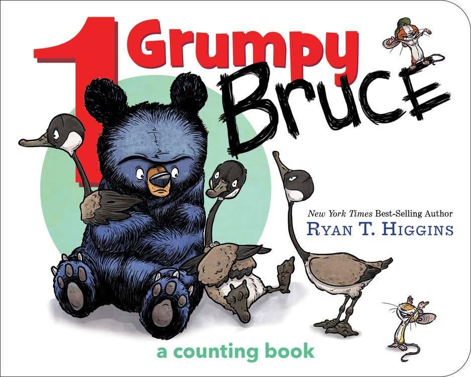 Disney-Hyperion 1 Grumpy Bruce