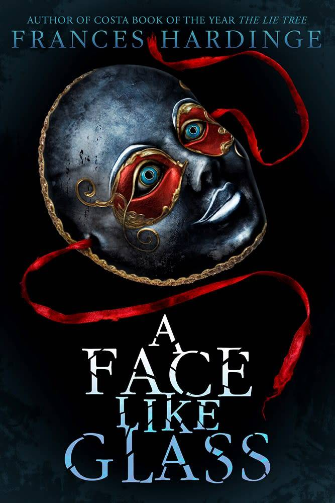 Amulet Paperbacks A Face Like Glass
