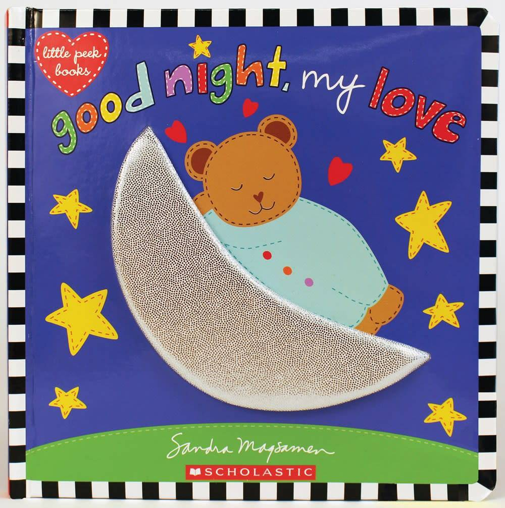 Cartwheel Books Good Night, My Love