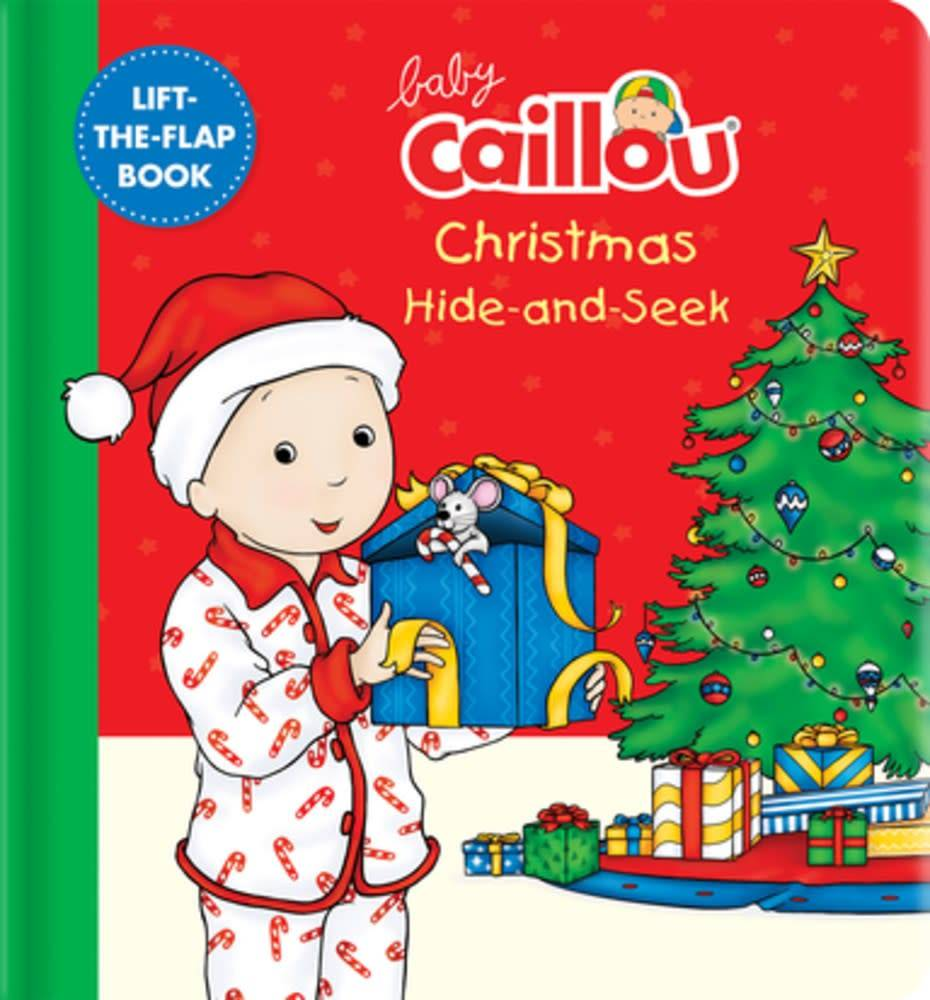 Caillou Baby Caillou: Christmas Hide-and-Seek