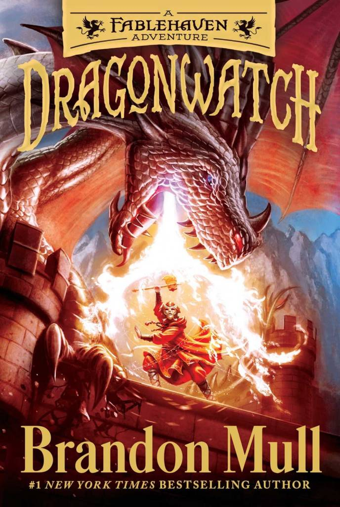 Aladdin Fablehaven Adventure 01 Dragonwatch