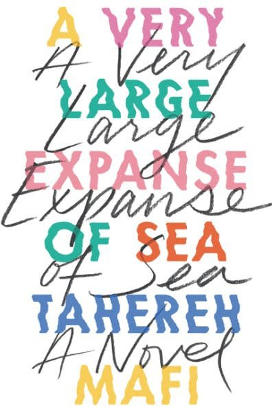 HarperTeen A Very Large Expanse of Sea