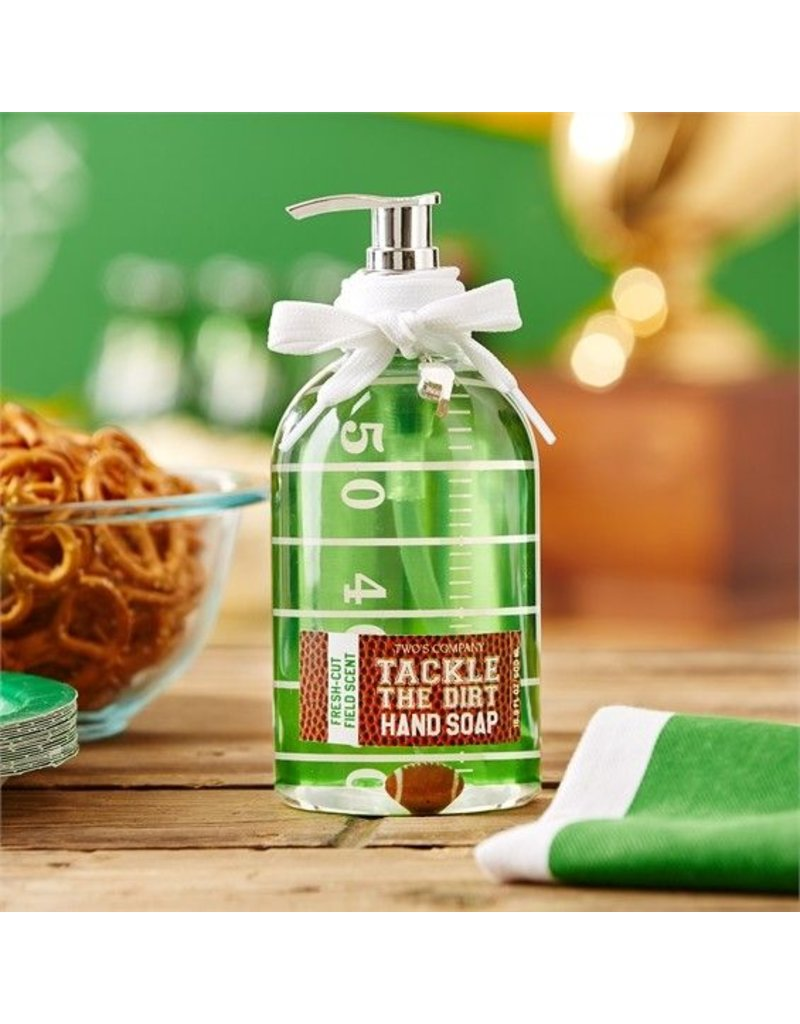 """Two's Company """"Tackle The Dirt"""" Hand Soap"""
