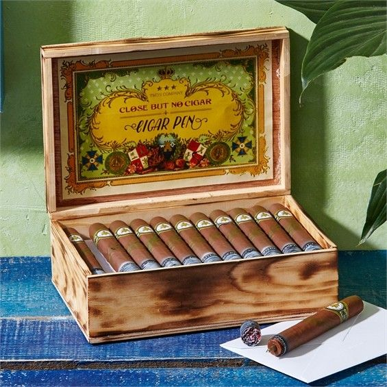 Two's Company Close but No Cigar pen