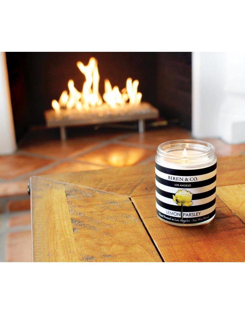 Biren & Co Biren & Co Candle w/Lid