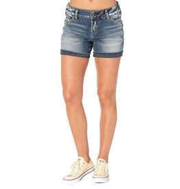 Silver Jeans L53004SSG348 Elyse Short