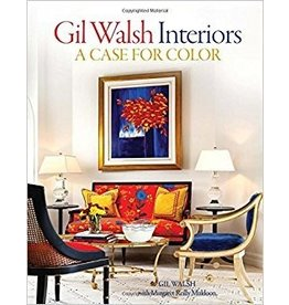 Gibbs Smith Gil Walsh Interiors Book