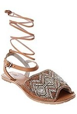 Rebels RB-Stina Espadrille Ankle Wrap Sandal