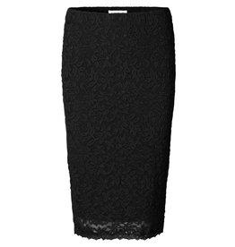 Rosemunde Delicia Lace Pencil Skirt