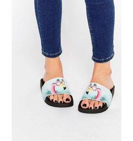 The White Brand Flamingo Sandals (9)