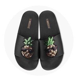 The White Brand Pineapple Platform Sandal (7)