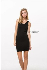 BY TOGETHER Fitted Tank Slip Dress O/S
