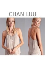 Chan Luu T-Back Blouse