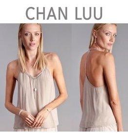 Chan Luu T-Back Blouse
