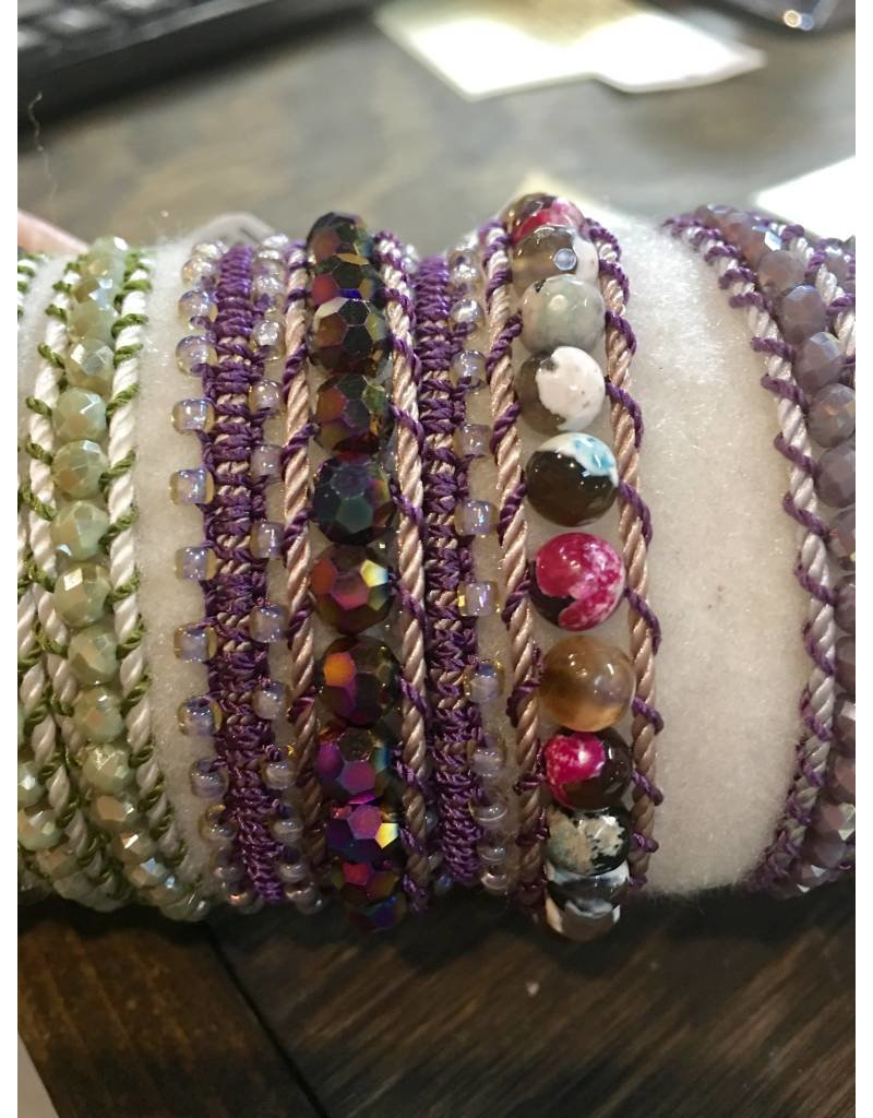 Elysian Designs Macrame Wrap