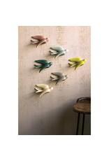 Kalalou Ceramic Flying Swallow Birds