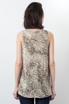 Camo Double Layer Tank