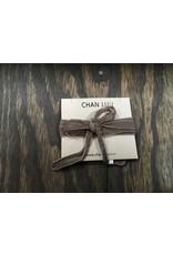 Chan Luu Chiffon & Chain Necklace