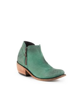Liberty Black Vegas Verdone Zippered Bootie