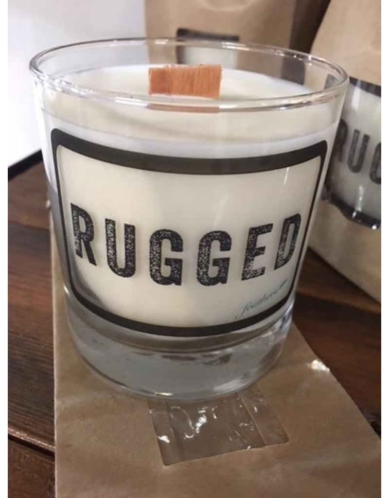 Burn Feathers Private Label Candles