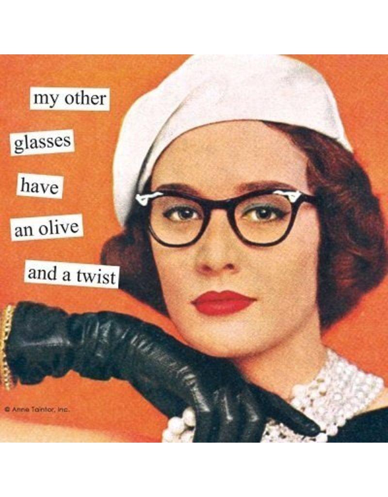 "Paperproducts Design ""Other Glasses"" Napkins"