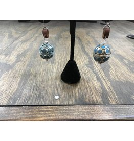 Asian Bead Earrings