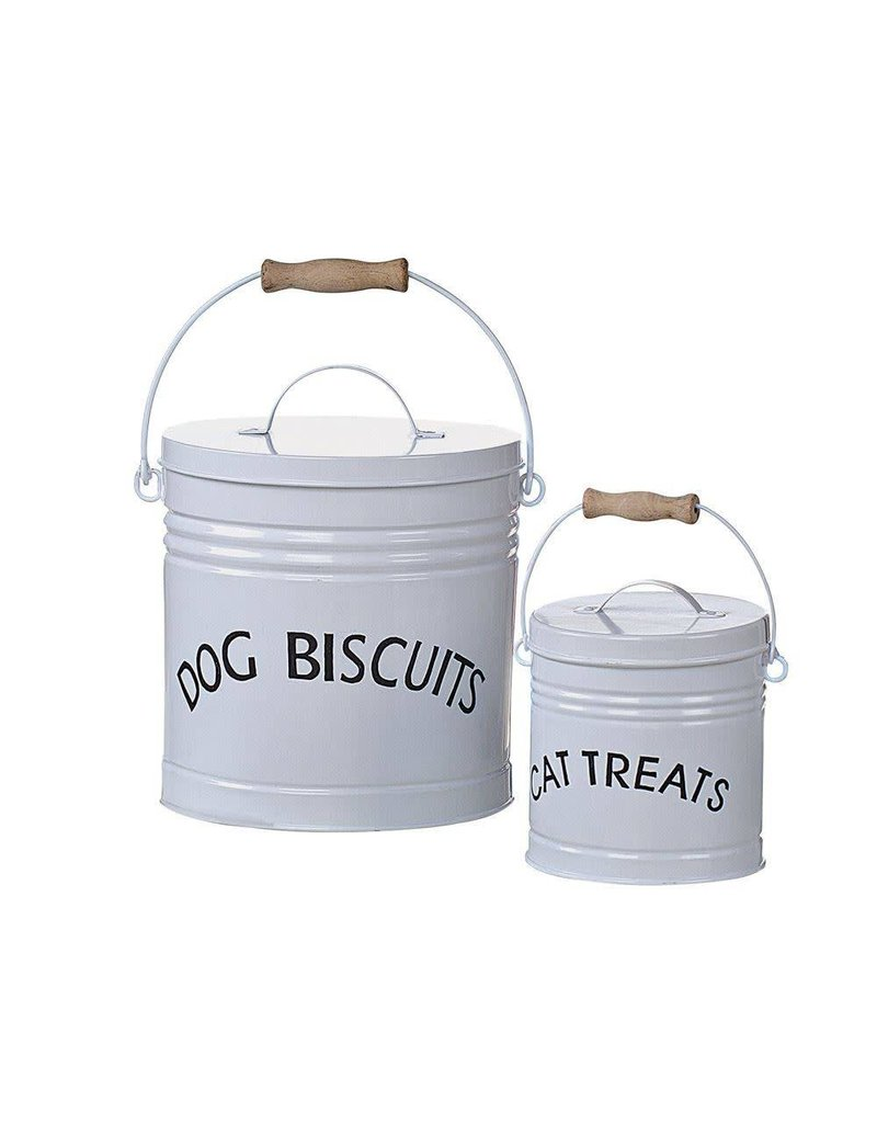 Creative Co-Op Dog Biscuits Container