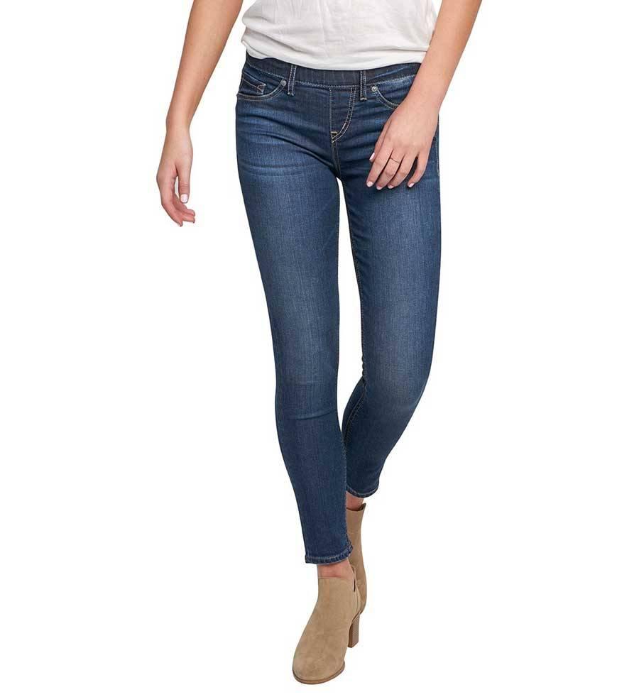Silver Jeans Slip-on Ankle Legging