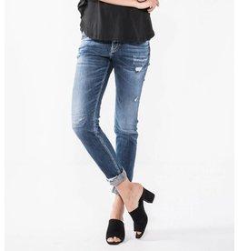 Silver Jeans Sam Boyfriend Style Jean w/Cuff