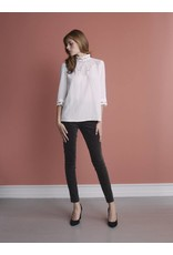 POL Clothing Francine Fitted Pant