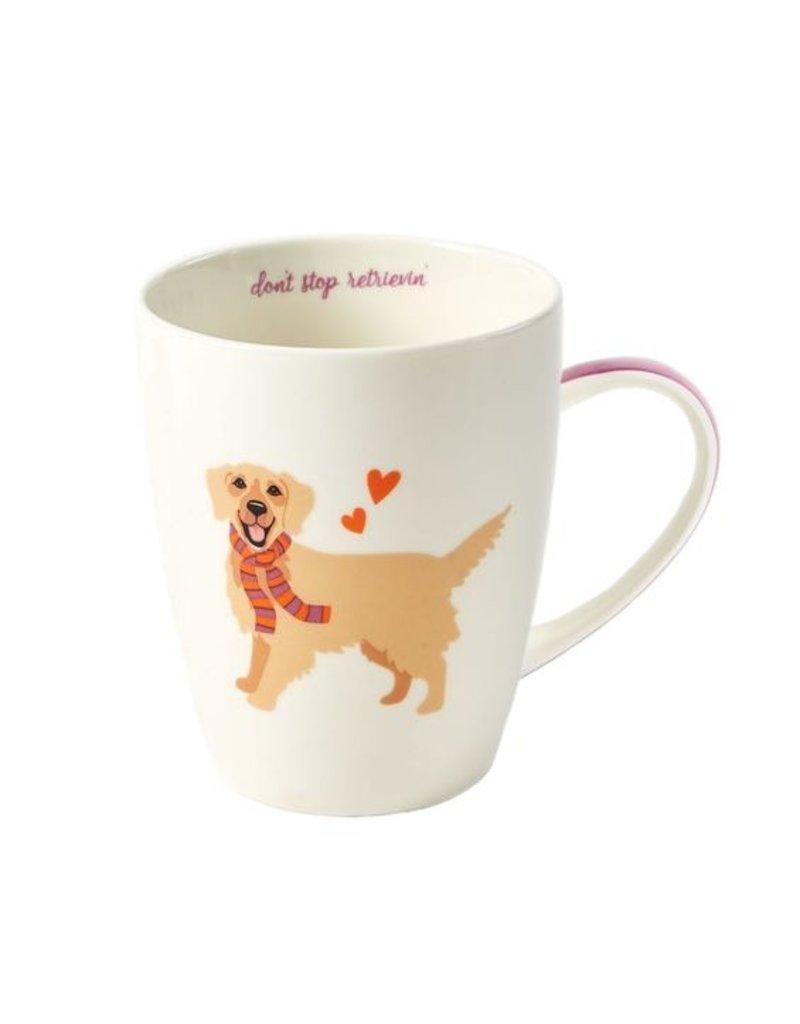 Two's Company Kennel Club Mug w/Gift Box