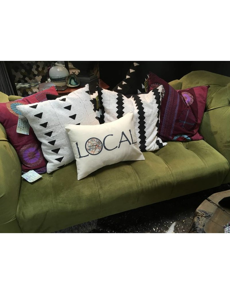 Julio Designs Fort Worth Lumbar Pillow (16x12)