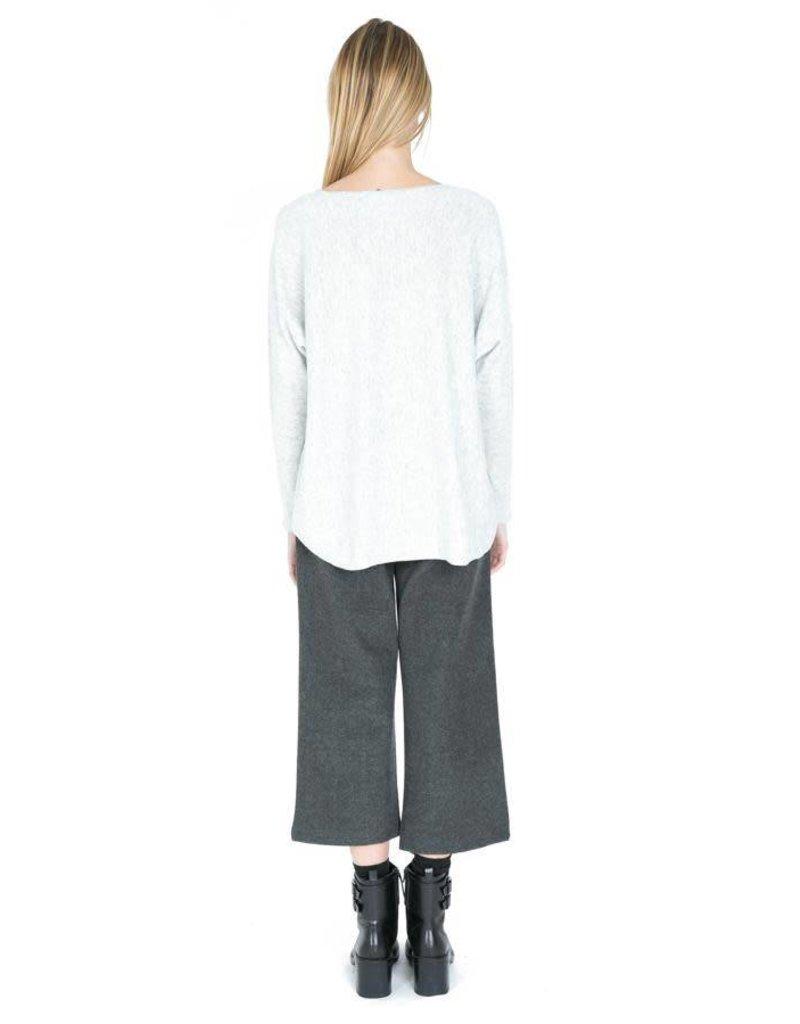 Zero Degrees Celsius Dreamcatcher Tie Neck Sweater