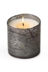 Himalayan Trading Post Artisan Blown Glass Tumbler Candle