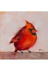 Tea Towel- Cardinal (Male)