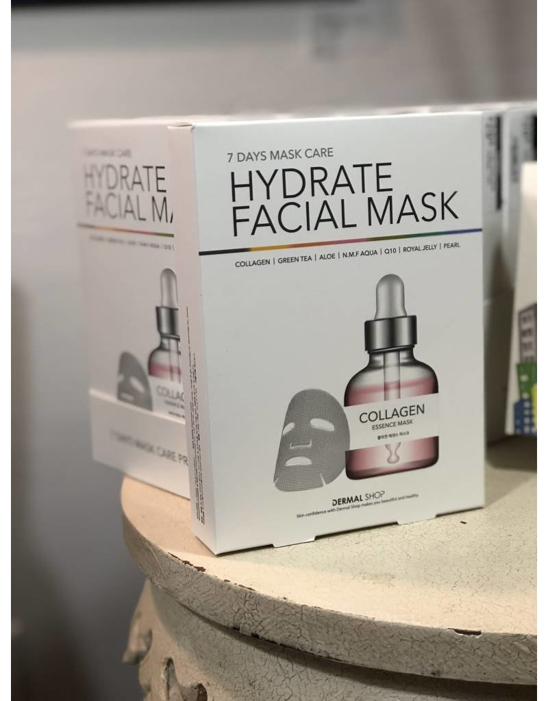 7 day Facial Mask Package
