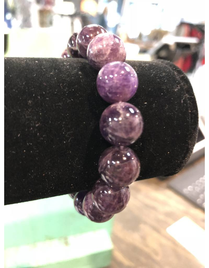 Elysian Designs Agate Stretch Bracelet