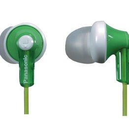Panasonic PANASONIC RP-HJE120-G HJE120 Earbuds (Green)