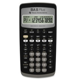 Texas Instruments Texas Instruments BA II PLUS