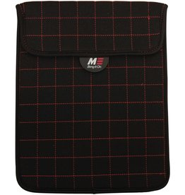 Mobile Edge MobileEdge NeoGrid Neoprene Sleeve for iPad & 10? Tablets Red