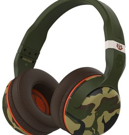 Skullcandy Hesh Bluetooth Camo