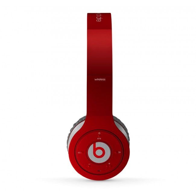 Beats Beats Solo HD Wireless Red